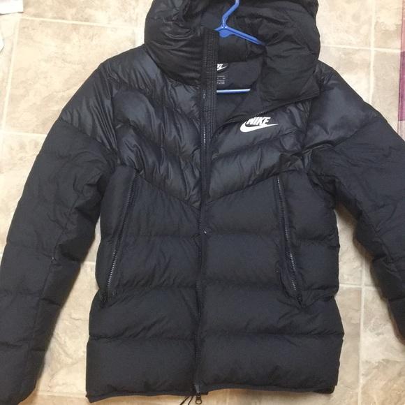 Coats   Mens Nike Coat   Poshmark